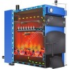 Промышленные пиролизные котлы и котлы длительного горения